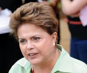 Dilma Rousseff/ foto retirada do blog Lauro Jardim - Veja