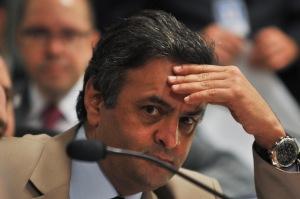 Senador Aécio Neves/ foto: Antonio Cruz - ABr / blogdofilipe.com