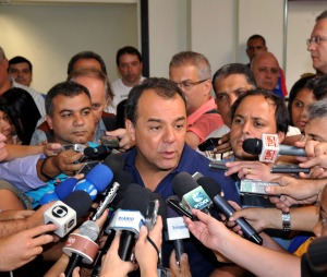 Governador Sergio Cabral/ foto: Valter Campanato - ABr
