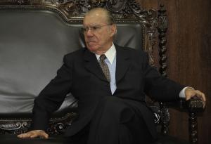 Senador José Sarney/ foto: José Cruz - ABr
