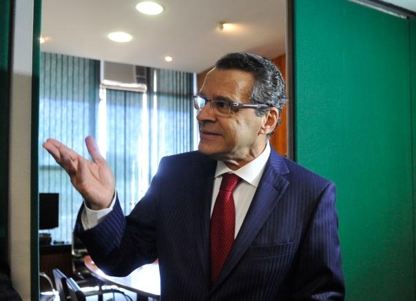 Henrique Eduardo Alves, presidente da Câmara / foto: Antonio Cruz - ABr